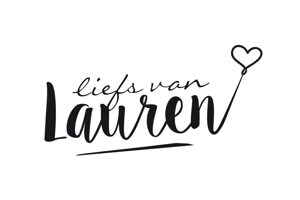 Logo-LiefsvanLauren,liefsvanlauren.nl