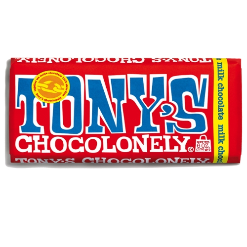 Tony's Chocolonely Melk Reep