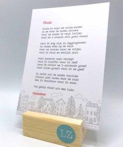 Thuis, waar herinneringen ontstaan Lentezoet -liefsvanlauren.nl
