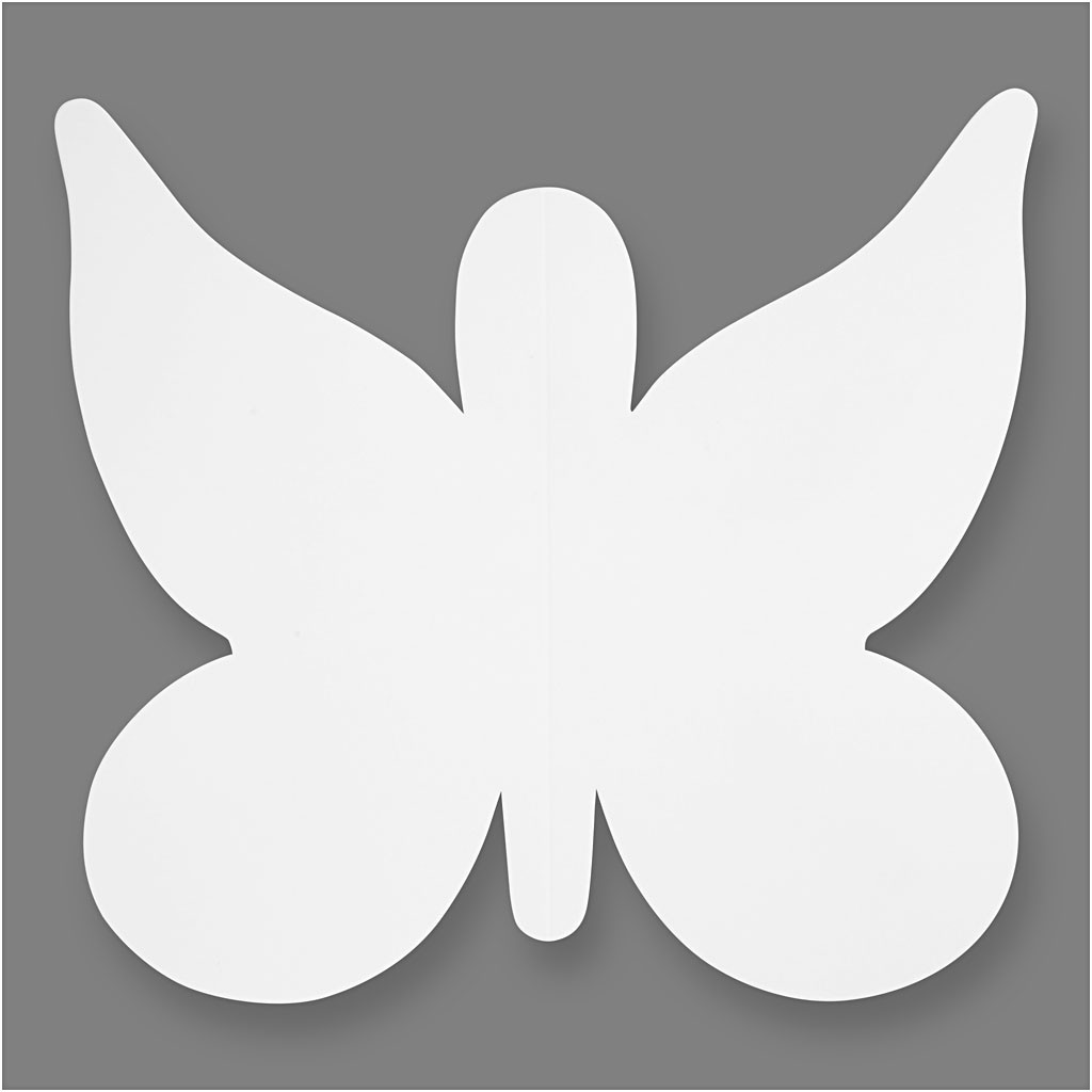 Knutsel vlinder, verwerkingsmateriaal, liefsvanlauren.nl