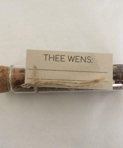 Thee wens - rooibos, warme groet, kopje troost, thee, liefsvanlauren.nl