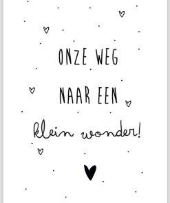 Mijlpaalkaarten kinderwens, ivf, als zwanger niet zomaar gaat, rouw, liefsvanlauren.nl