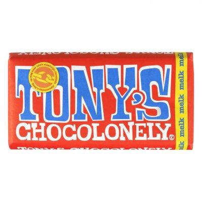 Tony's chocolony Melk, klassieker, tony's chocolonely, liefsvanlauren.nl