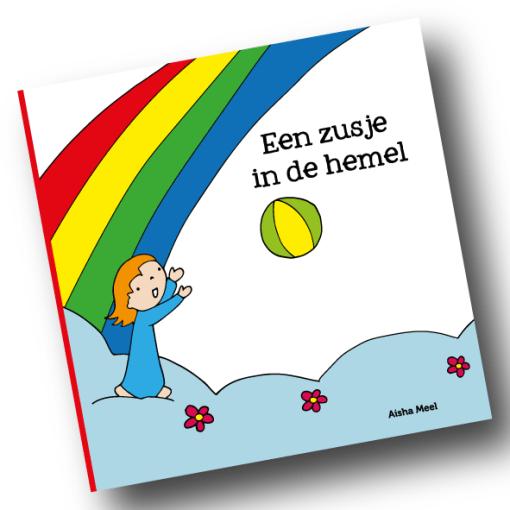Een zusje in de hemel, Aisha Meel, De Wonderwolk, liefsvanlauren.nl