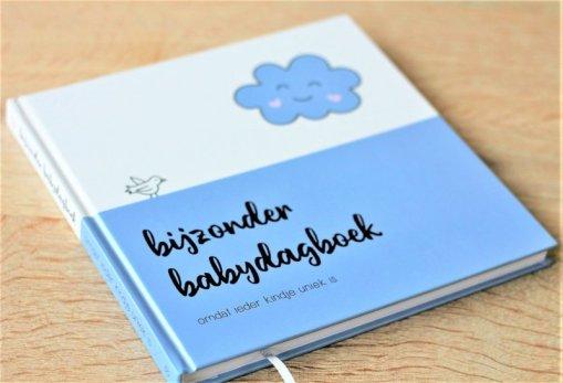 Bijzonder babydagboek, eerste jaar babyboek, niet standaard mijlpalen, liefsvanlauren.nl