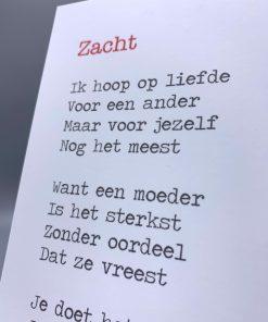 gedicht zacht, lentezoet gedicht, liefsvanlauren.nl