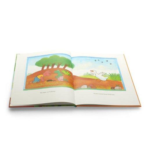 kikker en het vogeltje, prentenboek, rouw, dood, Max Velthuijs, liefsvanlauren.nl