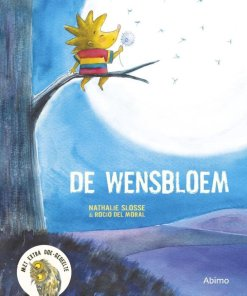 De wensbloem, Nathalie slosse, ongeluk, overlijden, prentenboek, liefsvanlauren.nl