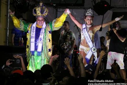 Rei Momo e Rainha Carnaval Natal 2014