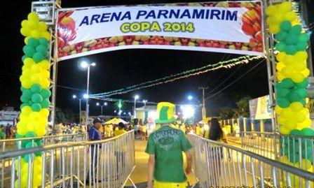 Arena Parnamirim