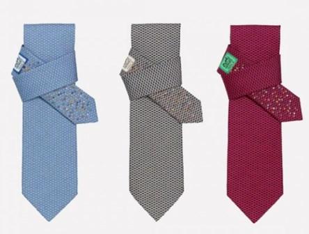 gravatas Hermès