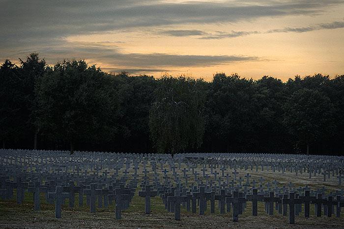 Duitse Oorlogsbegraafplaats Ysselsteyn