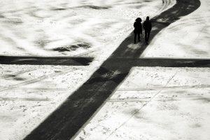 Moderne sneeuwfoto's maken