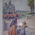 Janneman,voorleesboek 1912,illustarties Louis Raemaekers
