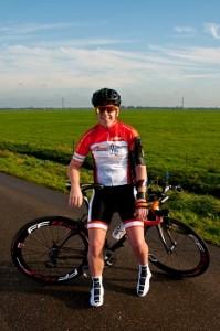 Alydsa Norbruis,paracycling,wereldkampioen2015,Friesland