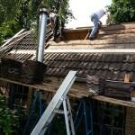 dak, gat,renovatie,tuinhuis,2015,wingerd