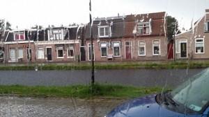 regen,tropische dag,juli 2015,Friesland