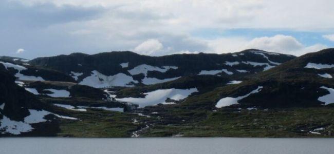 Noorwegen,sneeuw,zomer,rivieren,watervallen,fjorden,2015