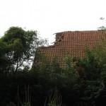 sloop,timmerfabriek, De Vries, Merin,Gorredijk,achtertuin,rode dak