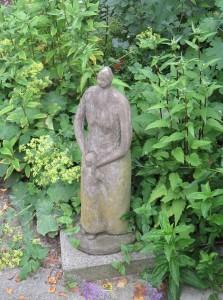 An van Berkel-Zorn,An Zorn,beeld 'moeder en kind',Den Haag
