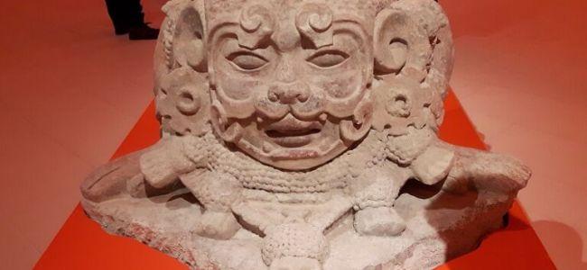Maya's,expositie,Drents Museum,cultuur,maart, 2016