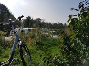 Friesland: Fietsen langs de Opsterlandse Compagnonsvaart