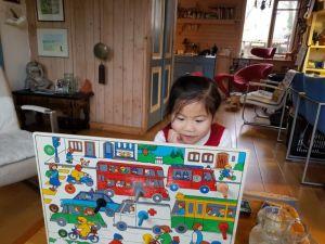 Gewoon oefenen met het Communicatiespel, Chinees