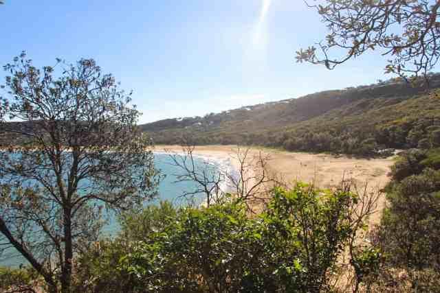 Fingal Bay & Spit (Port Stephens)