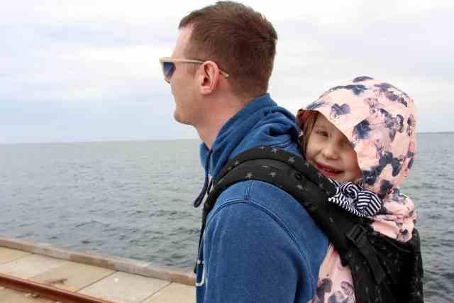 dragen tula toddler carrier