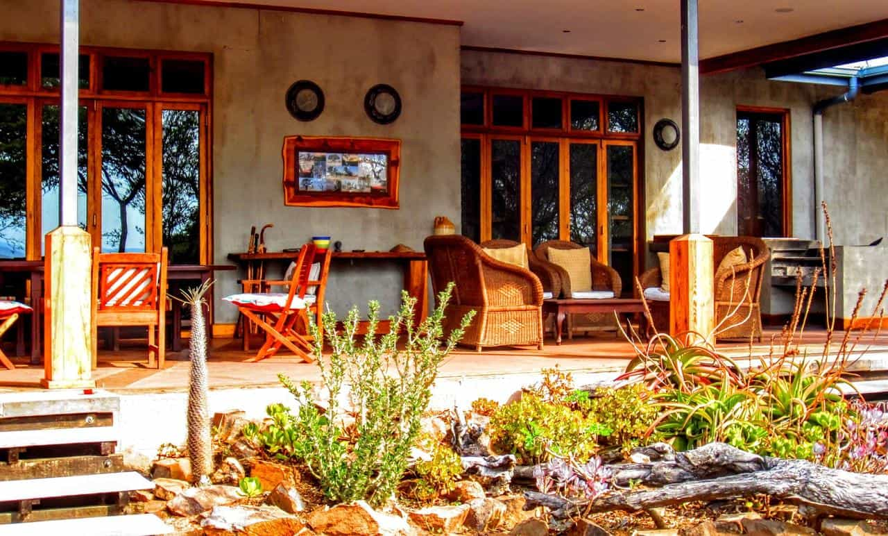 accomodaties in Zuid-Afrika