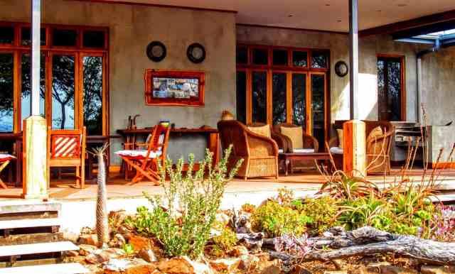 accomodaties Zuid-Afrika