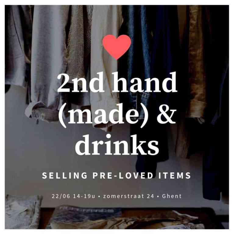 2nd (Hand)Made