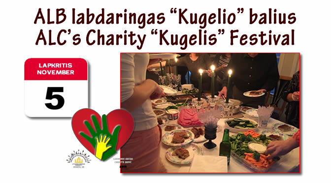 Kugelio Balius/Kugelis Festival