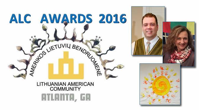 2016 metų Atlantos lietuvių bendruomenės apdovanojimai / LAC Awards