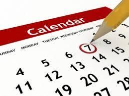Artėjantys renginiai / Upcoming events
