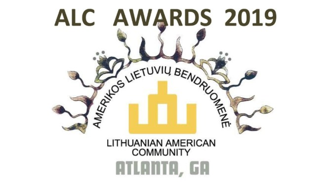 kviečiame Atlantos lietuvių bendruomenės narius PASIŪLYTI KANDIDATUS ATLANTOS LB APDOVANOJIMAMS | NOMINATE DISTINGUISHED ATLANTA LITHUANIANS FOR THE 2019 AWARDS