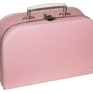Koffer babyroze