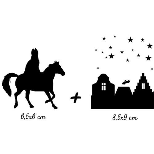 Sinterklaas stickers