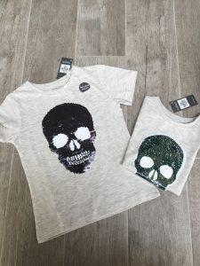 Skull shirt Primark