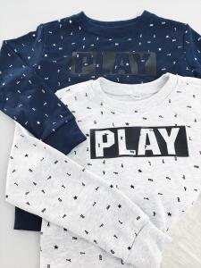 Shoplog Zeeman Play trui jongens - Lievelyne