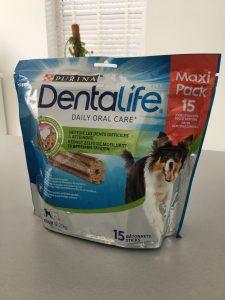 Dental sticks Action shoplog - Lievelyne