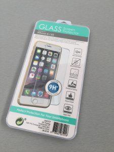 glas bescherming Iphone Action shoplog