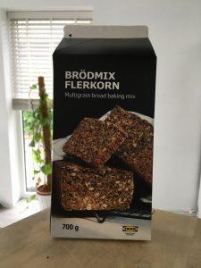 Waldcorn broodmix - Ikea shoplog Lievelyne