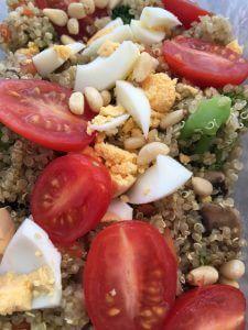 Gezonde voeding - Mealprep sunday LIEVELYNE