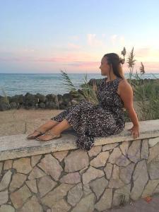 Leopard maxi dress - Kleding shoplog - LIEVELYNE