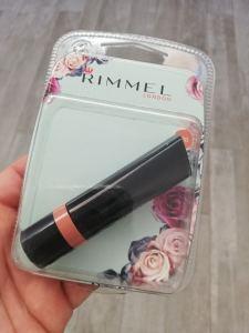 Rimmel lipstickAction budget
