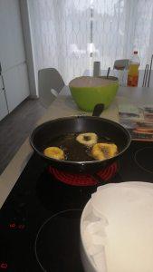 Cullurielli frituren in olie recept