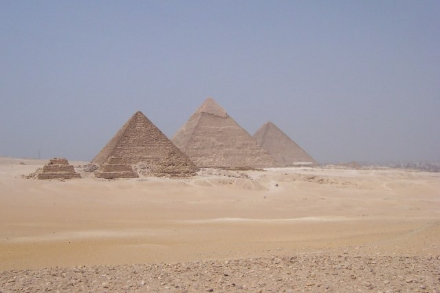 pyramid 315298 960 720 - 5 Mesmerising Ancient Structures Around the World
