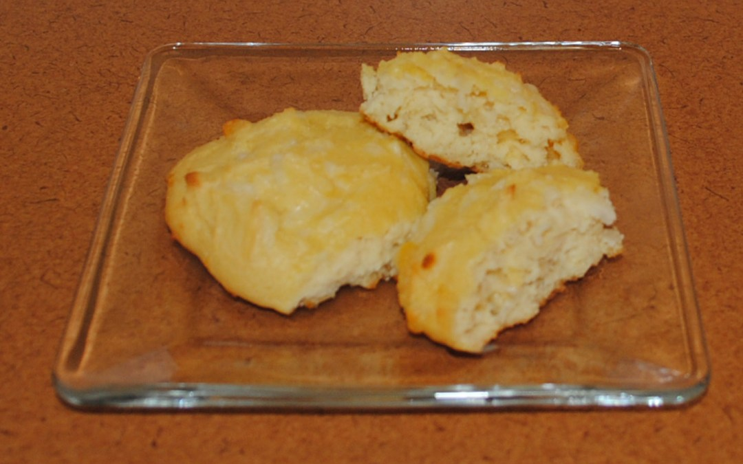 Coconut Flour Biscuits