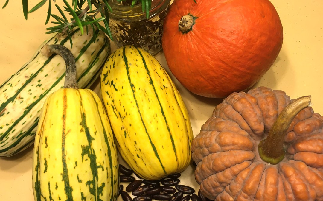 October and Thoughts on Seasonal Eating